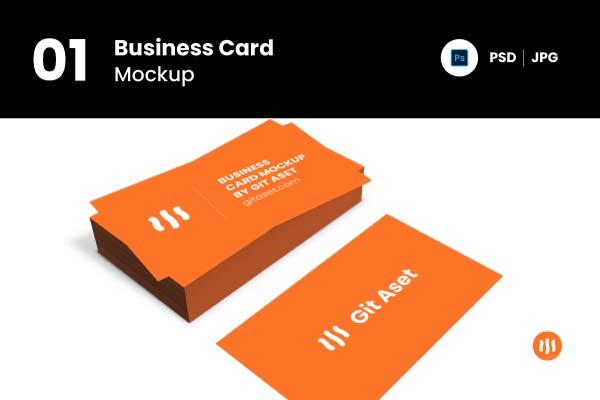 Git-Aset-Business-Card-Mockup