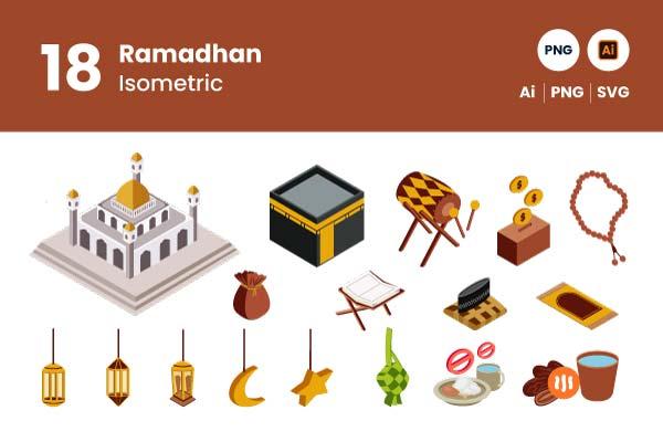 Git-Aset_18-Ramadhan-isometric