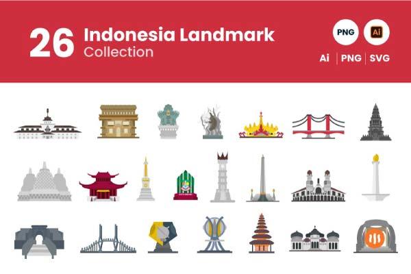 git_aset_26-Indonesia-Landmark