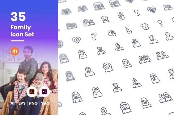 35-Family-icon-set-git-aset
