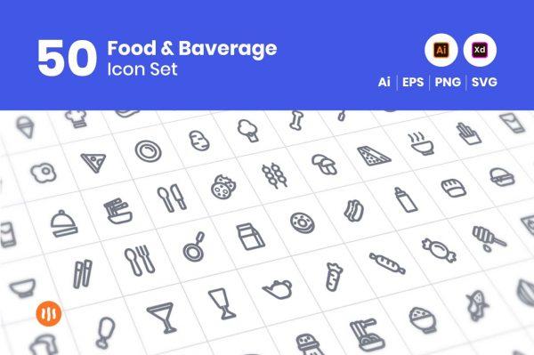 50-food-baverage-icon-set-git-aset