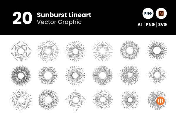 Git-Aset_20-sunburst