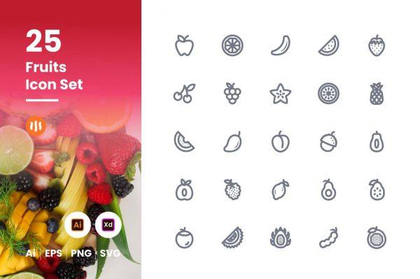 Git-Aset_25-Fruits-icon