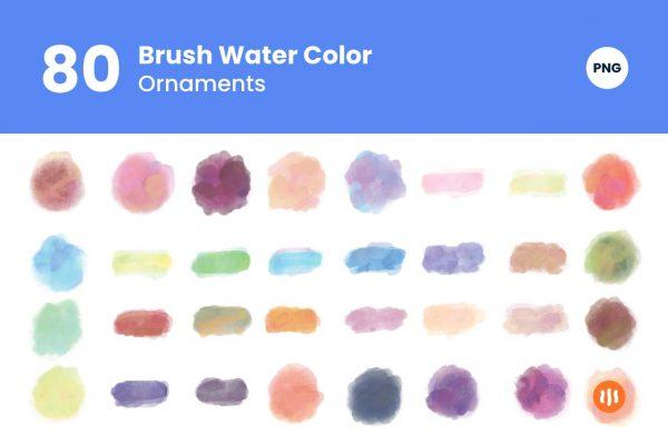 Git-Aset_80Brush-Water-Color