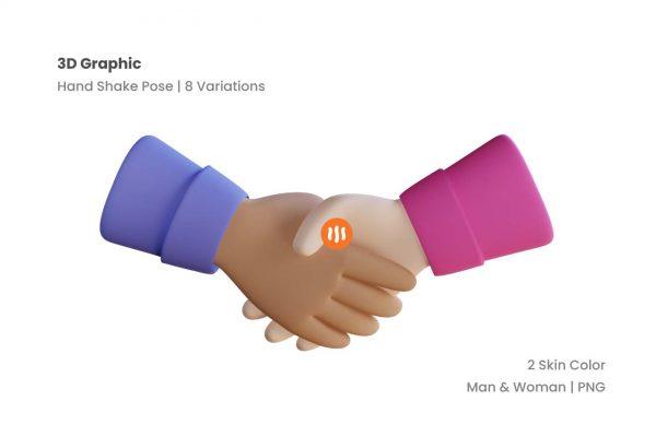 Git-Aset_Hand-Shake-Pose