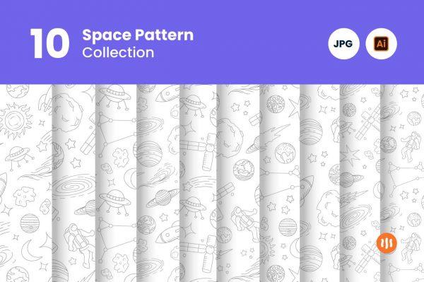 Git-Aset_Pattern-Space