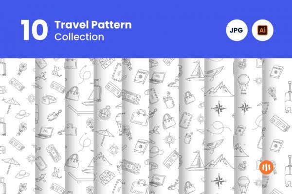 Git-Aset_Pattern-Travel