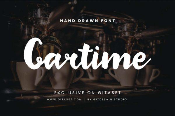 cartime-font-git-aset