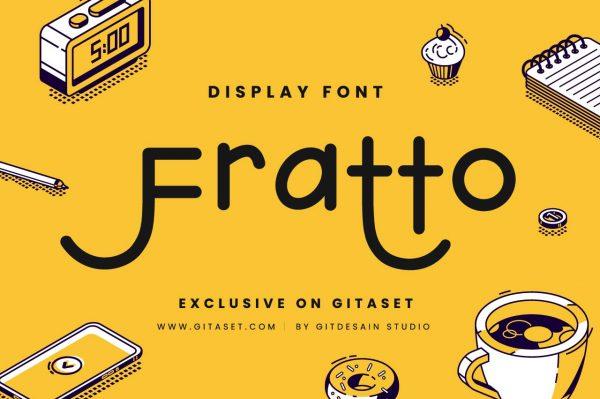 fratto-font-git-aset