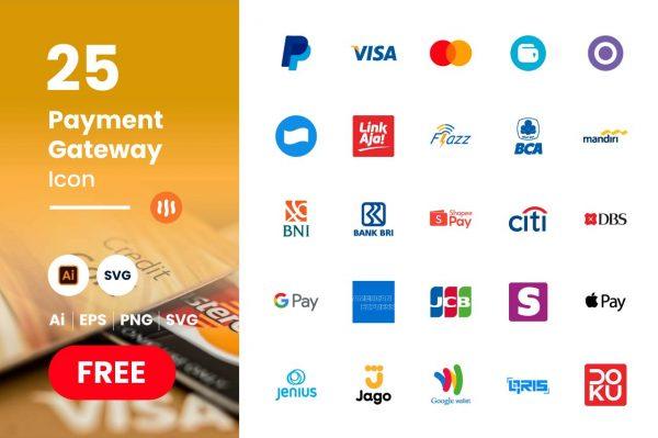 git_aset_25-Payment-Gateway-Icon-Color-Set