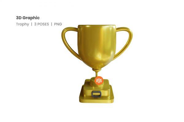 git_aset_Trophy-3D-Poses