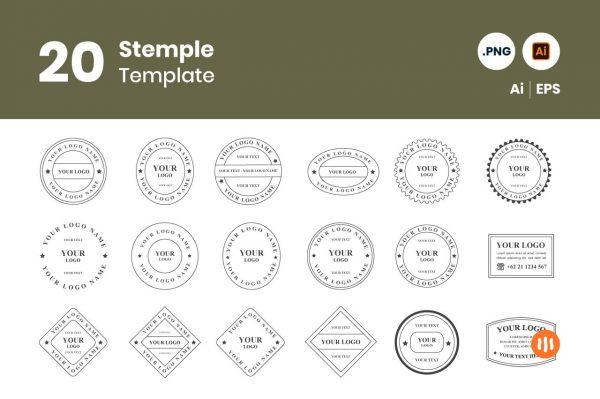 gitaset_20-Stemple-Template