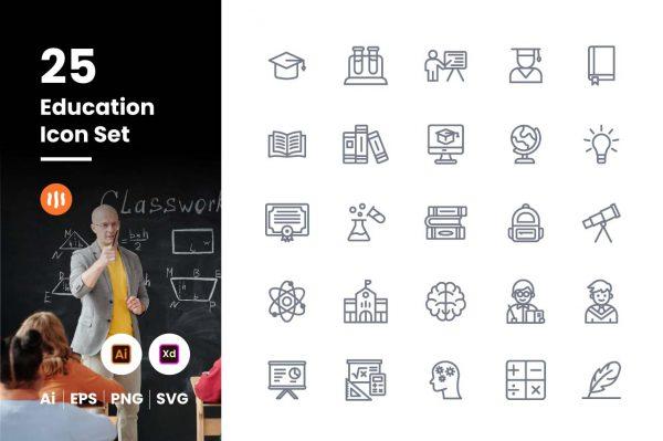 gitaset_25-education-icon
