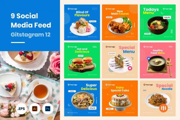 social-media-kit-12-git-aset
