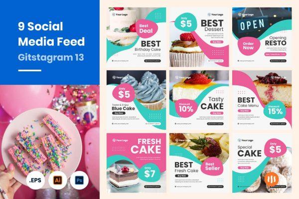 social-media-kit-13-git-aset